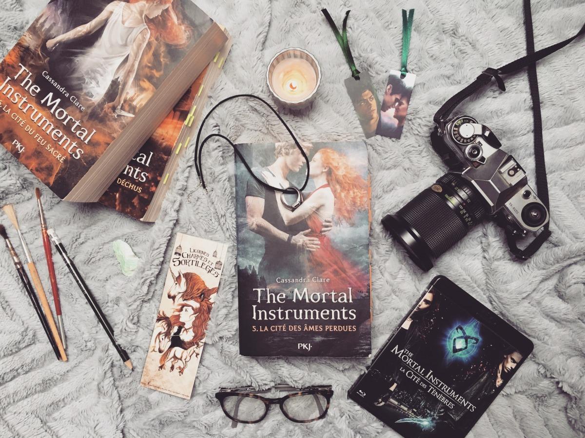 The Mortal Instruments, tome 5 : La Cité des Âmes Perdues par Cassandra Clare